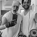 Amitabh Grandson Agastya Gears up for his Bollywood Debut