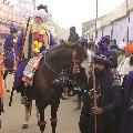 Along the 15 km stretch at Singhu 50 horsemen trot in RDay preparation