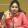 Kodali Nani is in depression says Divya Vani