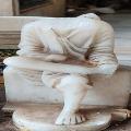 Siababas statue damaged in Vijayawada