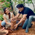 Samantha takes up Green India Challenge