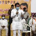 Kishan Reddy calls BJP cadre for defeat of TRS and MIM