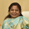 Gov Tamilisai sensational comments on TS Govt over Corona