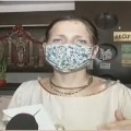 Russian woman stranded in Tirupathi due to corona situations
