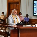 Modi Video Conference Schedule Changed