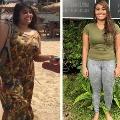 vismaya losses 22 kgs weight