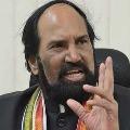 Dubbaka byelection is historical says Uttam Kumar Reddy