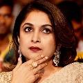Ramya krishna plays a negative role in Saitej film