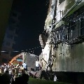 8 Dead After Building Collapses In Bhiwandi