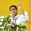 Nara Lokesh writes to CM Jagan to help handloom labour