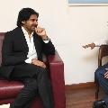 Odisha Telugu MLA Koduru Narayana Rao met Pawan Kalyan in Hyderabad