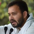 Nitish Kumar running double engine government since 15 years says Tejashwi Yadav
