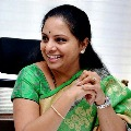 MLC Kavitha opines on GHMC counting trends