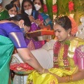 KCR Wife Gifted Diamond Necles to Pratyusha