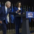 First Election Campain of Biden and Kamala Haris