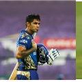 Suryakumar Yadav smashes Arjun Tendulker bowling