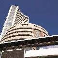Sensex ends in losses after 4 days winning streak