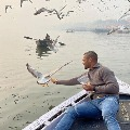 Boat owner in troubles after Team India cricketer Shikhar Dhavan fed birds