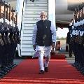 Central minister tells Rajyasabha on Modi foreign visits