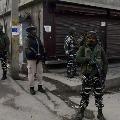 Terrorists Surrender in Kulgam