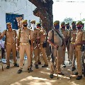 Authorities give three layered security to Hathras family