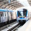 again technical problems in metro rail