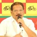 Nakka Anand Babu criticises AP Govt