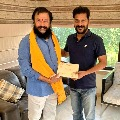 Chintamaneni Prabhakar invites Revanth Reddy for his daughter wedding