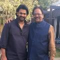 Krishnam Raju greets Prabhas on his birthday