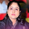 Vijayasanthi reacts to CM KCR comments on CM chair