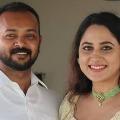 Malayalam Actress Miya George got engaged with Ashwin Philip