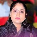 BJP leader Vijayasanthi comments on TRS leaders