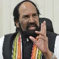 Uttam Kumar Reddy alleged that bjp and mim both are Theological parties