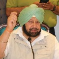 Amarender Singh Warns Center on Sutlez Yamana Cannal