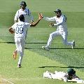 Ashwin rattles Aussies batting lineup