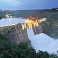 Heavy Flood in Krishna River