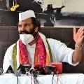 Uttam Kumar fires on CM KCR and ministers for not wearing masks