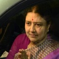 VK Sasikala Tests Coronavirus Positive