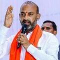 Bandi Sanjay once again fires on KCR