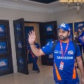 Rohit Sharma won the toss and elected to bat first against Rajasthan Royals
