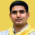 Nara Lokesh slams CM Jagan on farmers issue