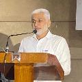 Vijaysai Reddy comments on Kotiya villages