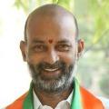 Bandi Sanjay called KCR as U Turn CM