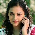 Nitya Menon sings for her telugu movie