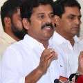 Revanth Reddy fires on TRS govt