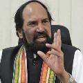 TPCC Chief Uttam Kumar Reddy fires on KCR Govt