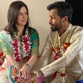 Hardhik Pandya Shock to Fans with Marriage Pics