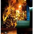police on bangalore riots