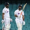 Rishabh Pant hits rapid century in practice match