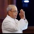 AP CM Jagan and opposition leader Chandrababu condolences to the demise of Pranab Mukherjee